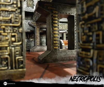 Necropolis Set - 25