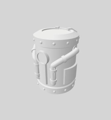 Chem Zone Set 3D file - 3