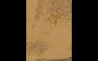 """22""""x30"""" Double Sided G-Mat: Highlands and Sands. - 3"""
