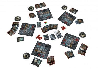 Bloodborne - karetní hra - 3