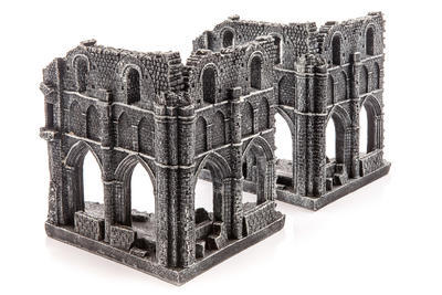 Gothic Ruins Set - 3