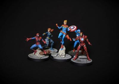 Marvel Crisis Protocol: Core Set - ENG - 3