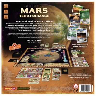 Mars: Teraformace - 3