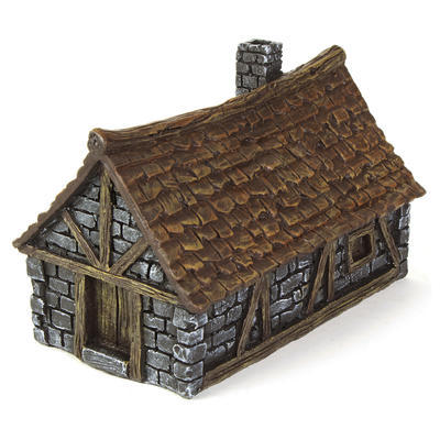 Medieval Houses Set - 3