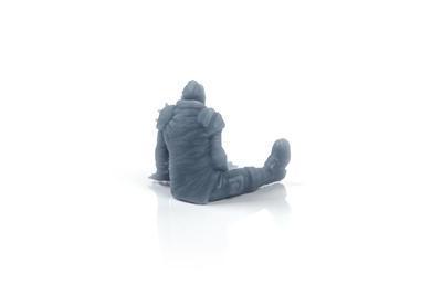 One Leg Man - 3