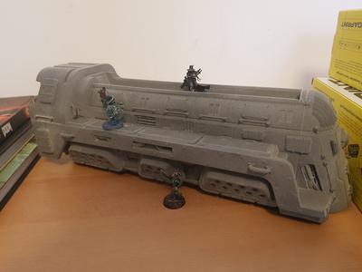 Grav Train 3D file - 3