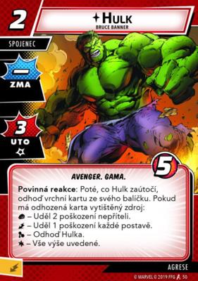Marvel Champions: karetní hra - 3