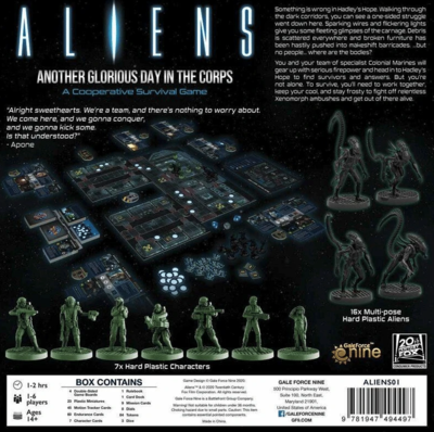 Aliens: Another Glorious Day in the Corps - EN - 3