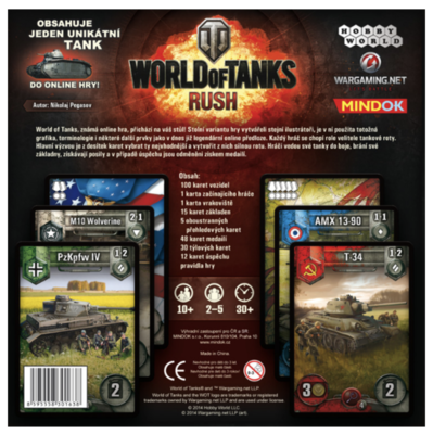 World of Tanks: Rush - 3