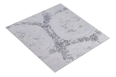 4'x4' Double Sided G-Mat: Battleground and Winter Realm - 3
