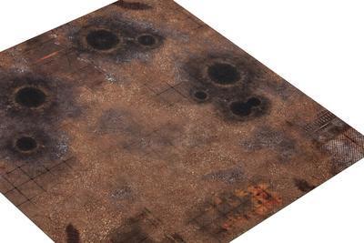 4'x4' G-Mat: Fallout Zone - 4