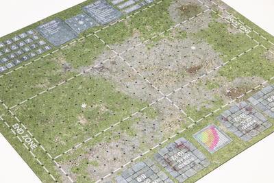 Grassy Pitch - 4