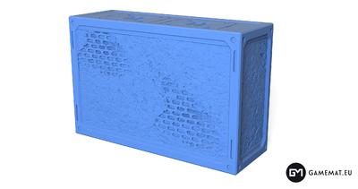 Hive Walls 3D file - 4