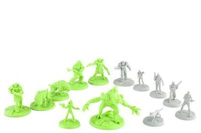 Fallout: Wasteland Warfare Starter Set - 4