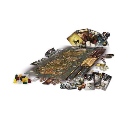 Hra o Trůny - desková hra - 4