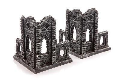 Gothic Ruins Set - 4