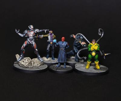 Marvel Crisis Protocol: Core Set - ENG - 4