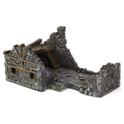 Medieval Houses Set - 4