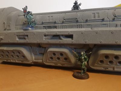 Grav Train 3D file - 4