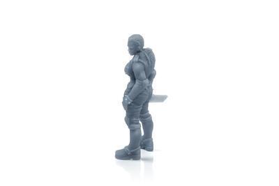 Standing Woman - 4