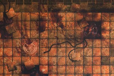 3'x3' G-Mat: Necropolis - 5