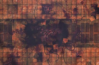 6'x4' G-Mat: Necropolis - 5