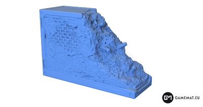 Hive Walls 3D file - 5