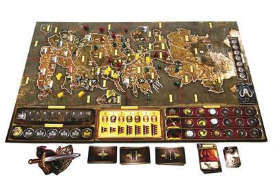 Hra o Trůny - desková hra - 5