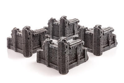 Gothic Ruins Set - 5