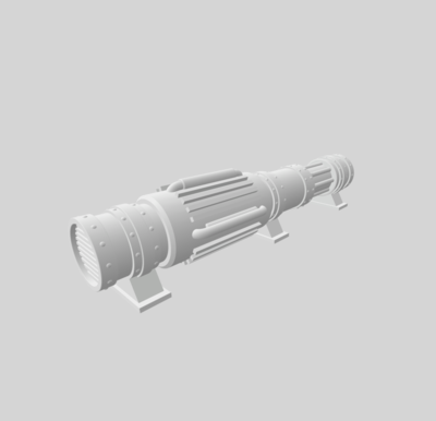 Conduits set 3D file - 5