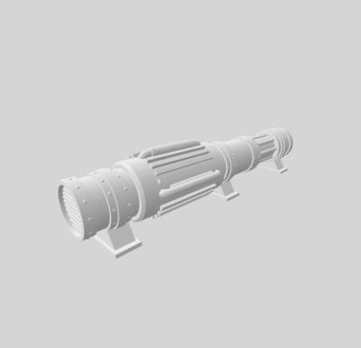 Conduits set 3D file - 5