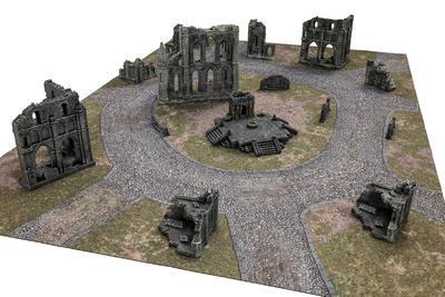 Gothic Temple - 5