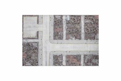 6'x4' G-Mat: Urban Warzone - 6