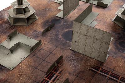 City of Steel Grey - 6