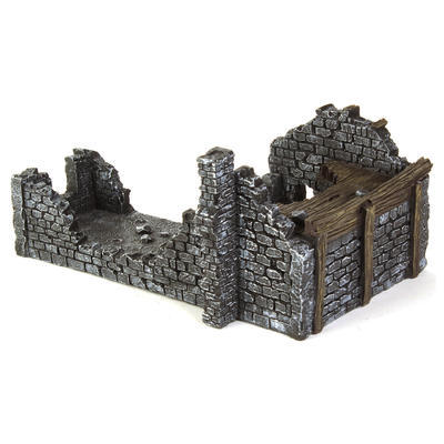 Medieval Houses Set - 6