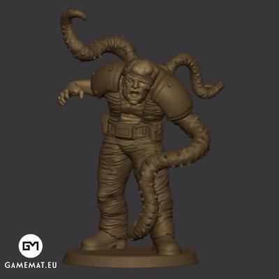 Hive Scum set 3D file - 6