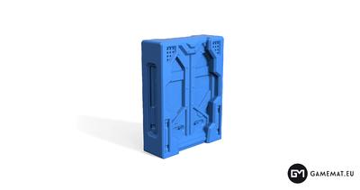 Hive Walls 3D file - 6