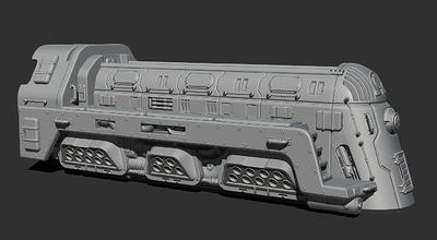 Grav Train - 6