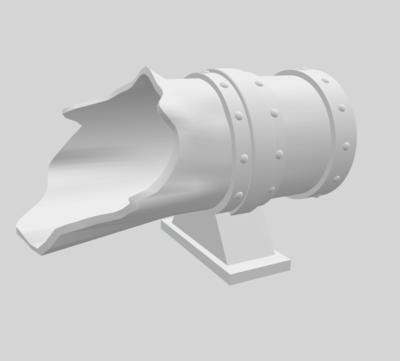 Conduits set 3D file - 7