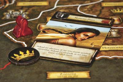 Hra o Trůny - desková hra - 7