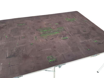 6'x4' G-Board Deal: including Double-sided 6'x4' mat -10% - 7