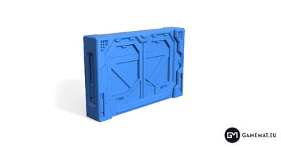 Hive Walls 3D file - 7