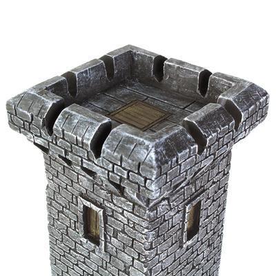 Medieval Castle Set - 7