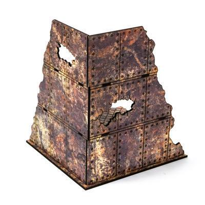 City of Steel Rust - 7