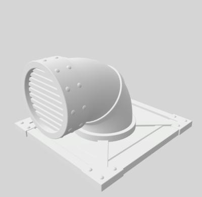 Conduits set 3D file - 8