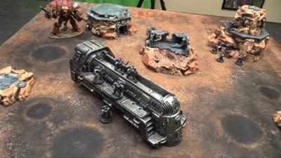 Grav Train - 8