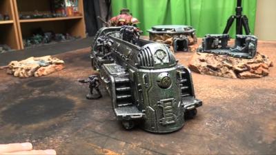 Grav Train - 9