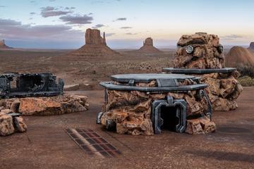 New terrain set: Rocky base!