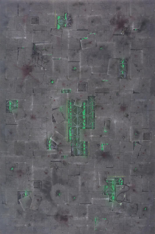 6'x4' G-Mat: Chem Zone - Gamemat eu
