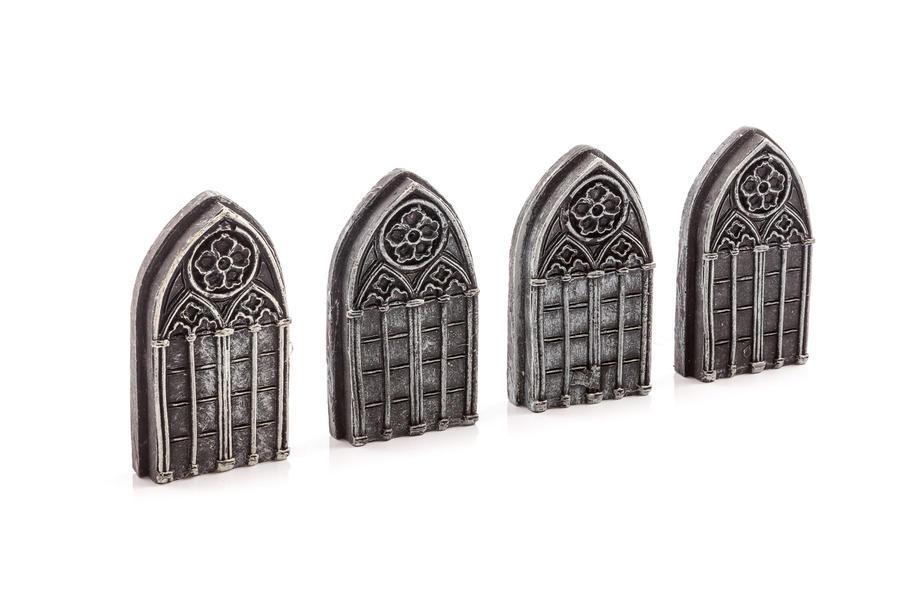 Gothic Ruins Set - Gamemat eu